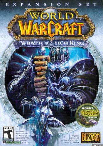 World Of Wacraft: Wrath Of The Lich King